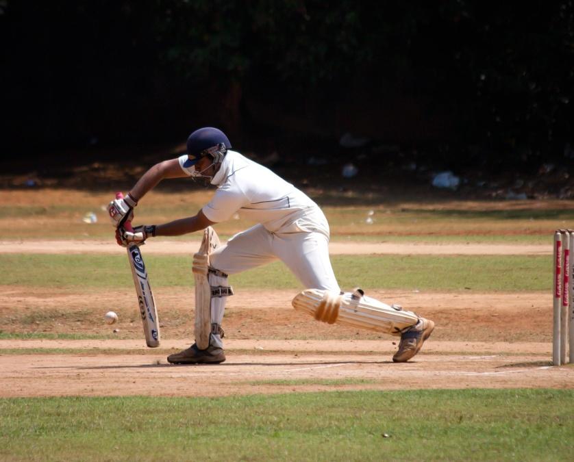 Sport di cricket, sport, giocatore, palla, uomo