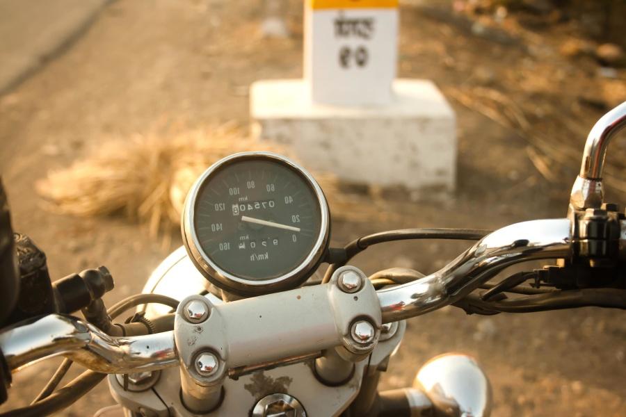 motorbike, speedometer, motorcycle, technology, vehicle
