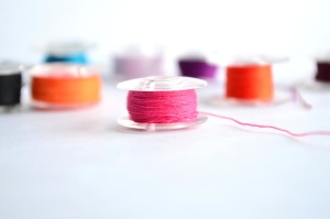 sewing thread, color, object