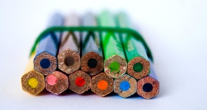 color, pencil, colorful, object, macro