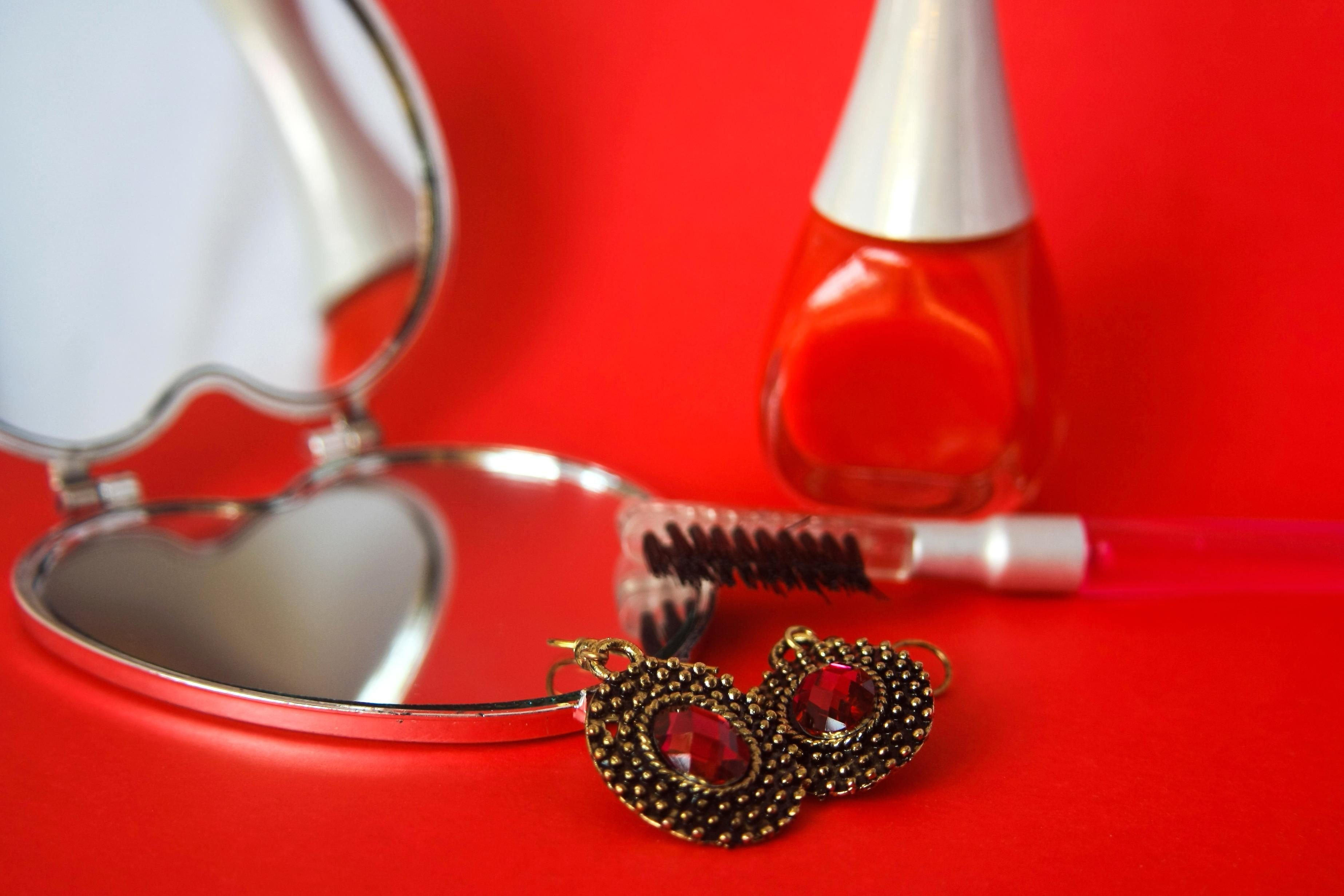 Free Picture Jewelry Makeup Beauty Makeup Lipstick