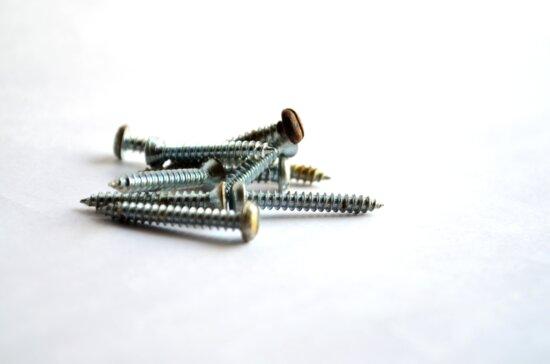 Metallschraube, Verschluss, Schraube, Rückhaltewerkzeug, Stahl
