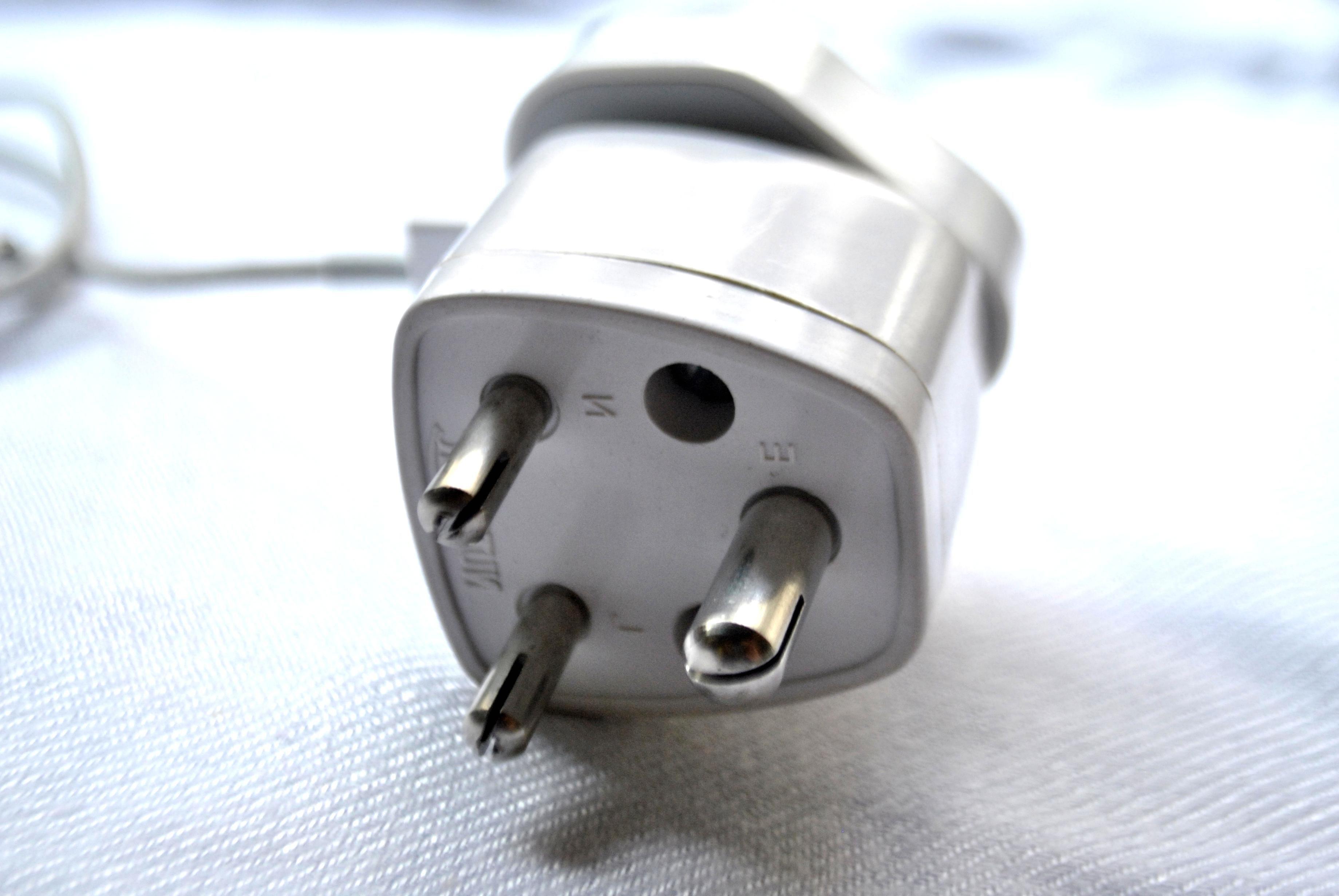 Kostenlose Bild: Elektrischer Stecker, Elektrizität, Draht