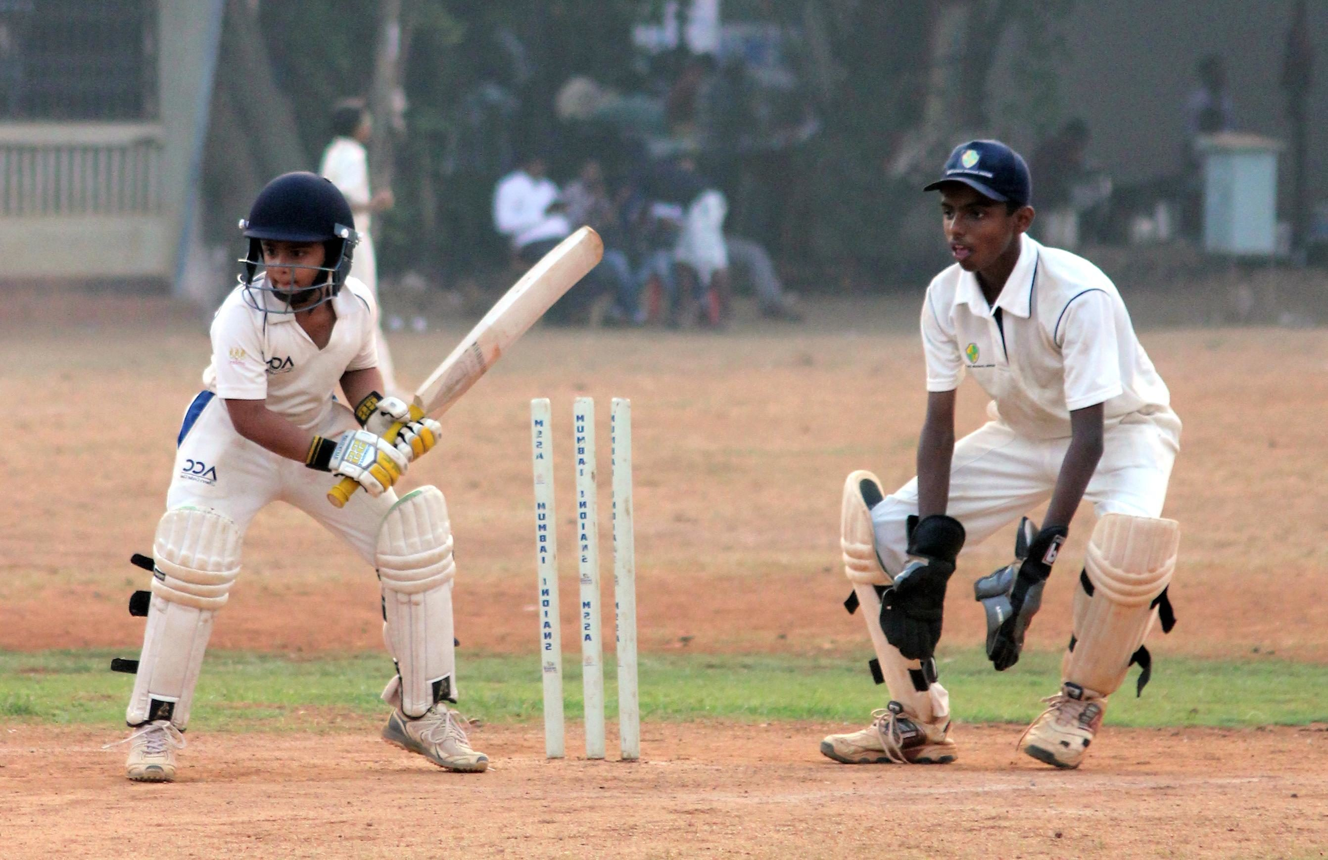 Free Picture: Cricket Sport, Game, Action, Ball, Sport