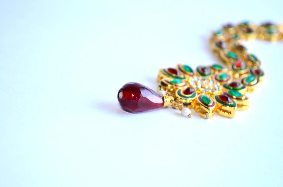 jewelry, gold, jewel, luxury