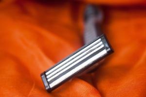 razor, blade, steel, tool, object