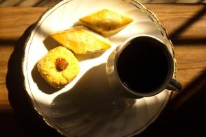 Desayuno, comida, comida, café, dieta, comida