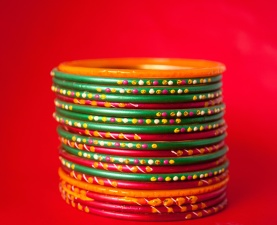 red, green, jewlery, decoration, object, gift