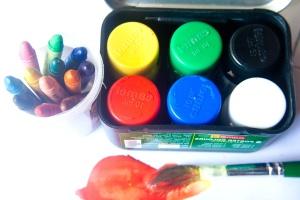farge, maling, fargerike, design, dekorasjon, equpment