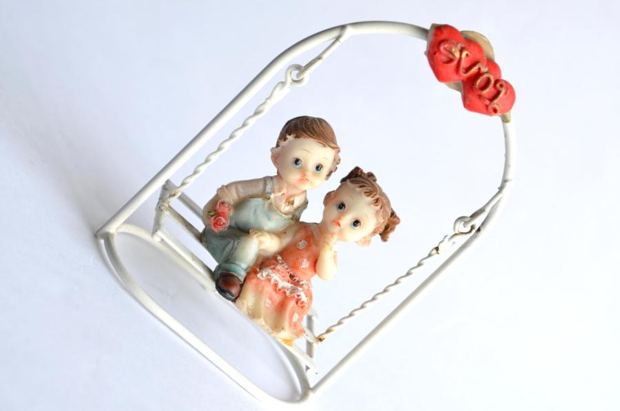 boyfriend, girlfriend, sculpture, toy, romance