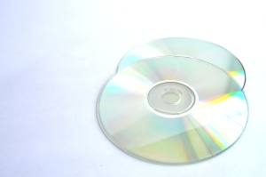 CD-, dvd-disk, data, opbevaring, oplysninger
