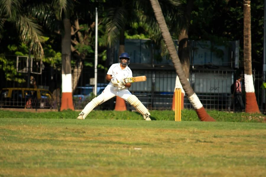 Sport di cricket, gioco, giocatore, sport