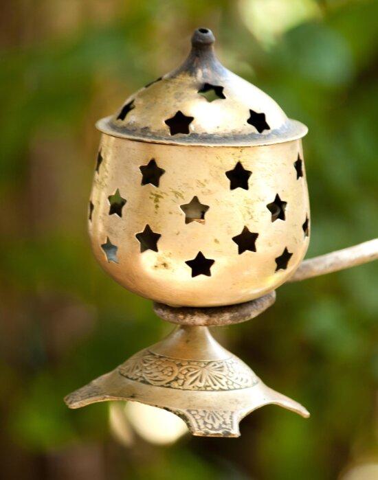 Messing, alt, Laterne, Lampe, Metall, Objekt
