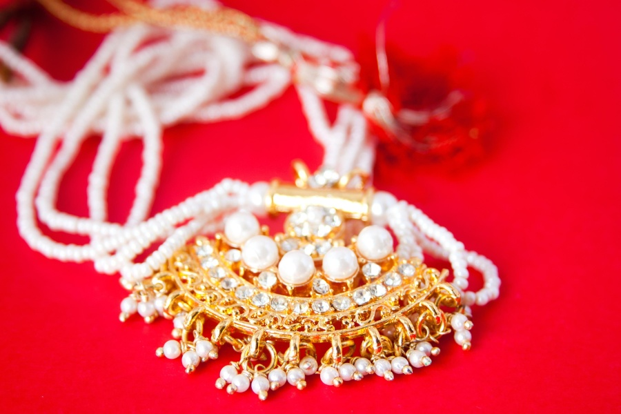 jewelry, gold, silver, luxury, ornament, colorful