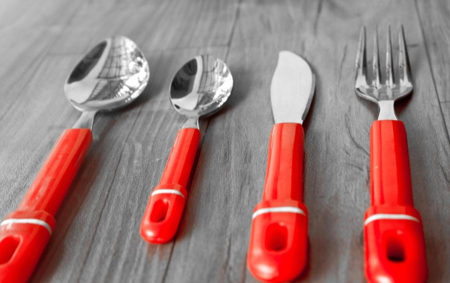 fork, knife, tool, equipment, steel, work, business, metal