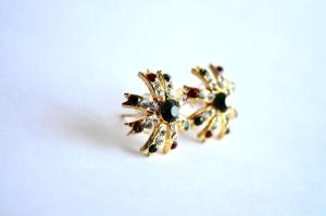Oro, diamante, metallo, lusso, gioiello, gioielli