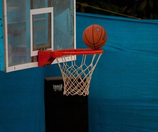 basketball, sport, ball, basketball court