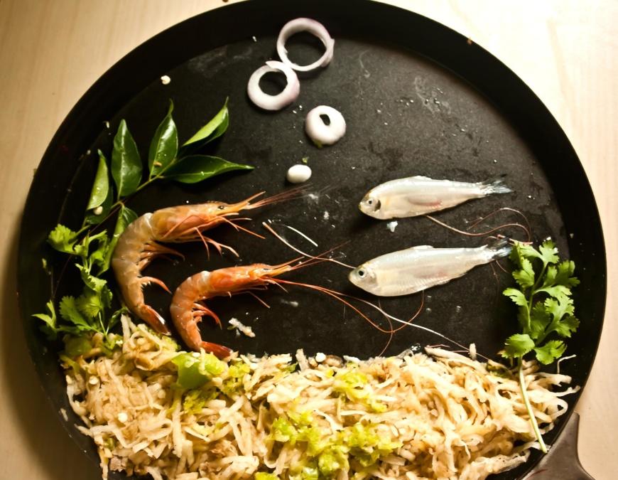 food, art, decoration, vegetable, onion, meat