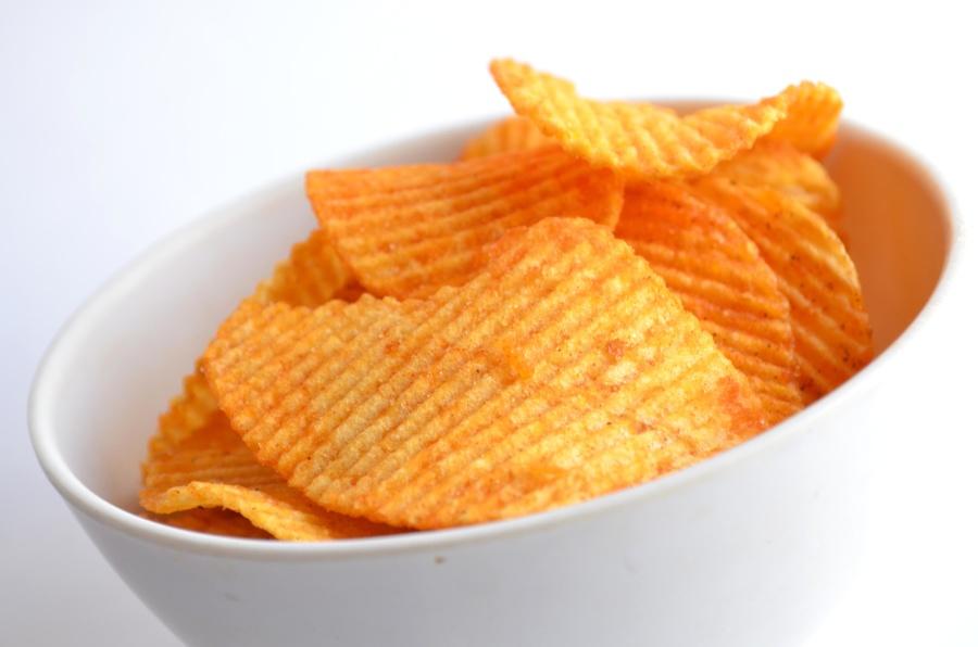 potato, bowl, food, snack