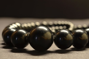 bracelet, black stone, jewelry, luxury