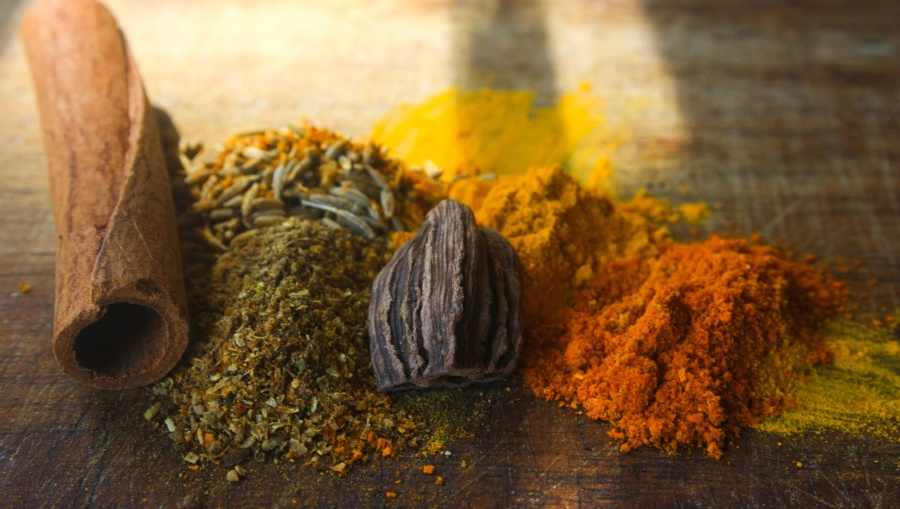 spice, colorful, food, cinnamon