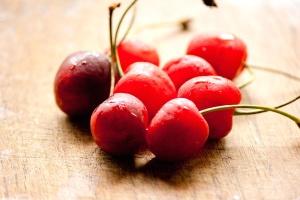 voće, trešnja, bobica, slatko, hrana, desert, dijeta