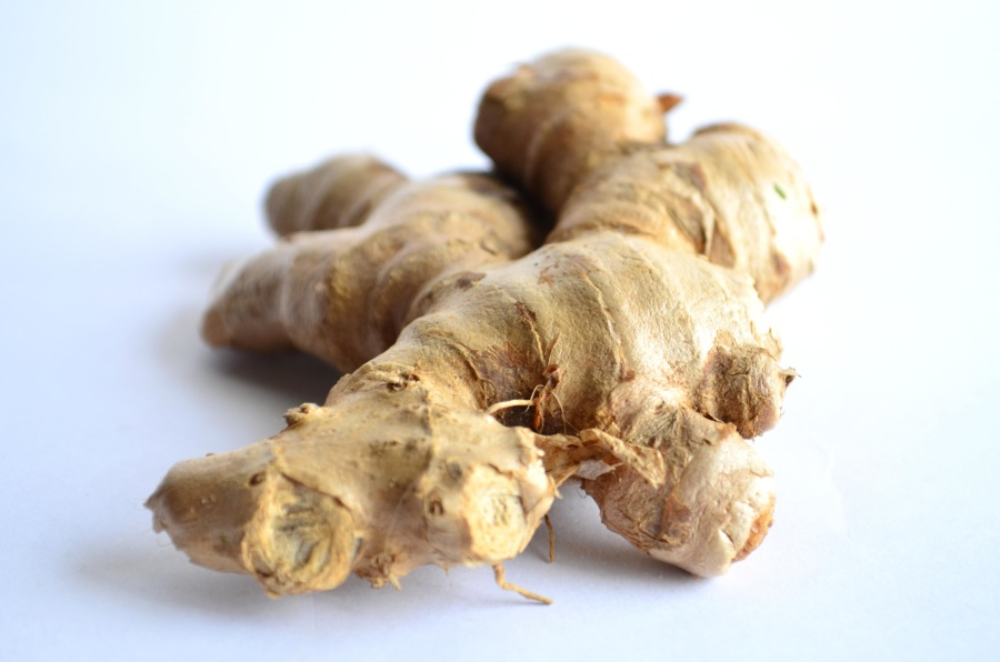 ginger, root