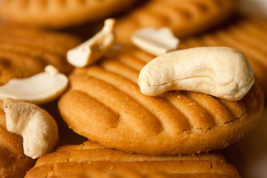 biscuit, fruit, bread, food, breakfast