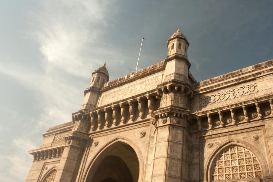 Indija, arhitektura, religija, toranj, eksterijer