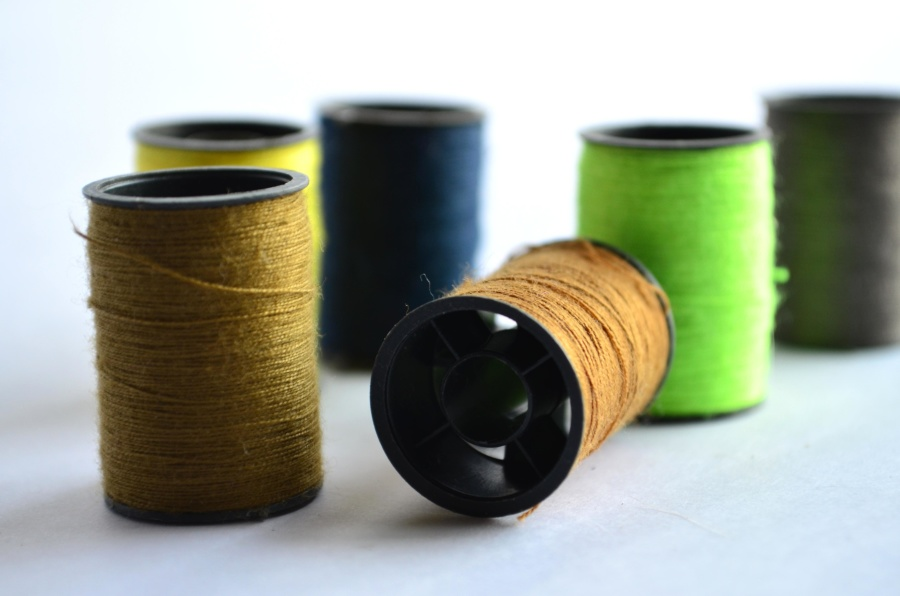 sewing thread, object, platic, thread