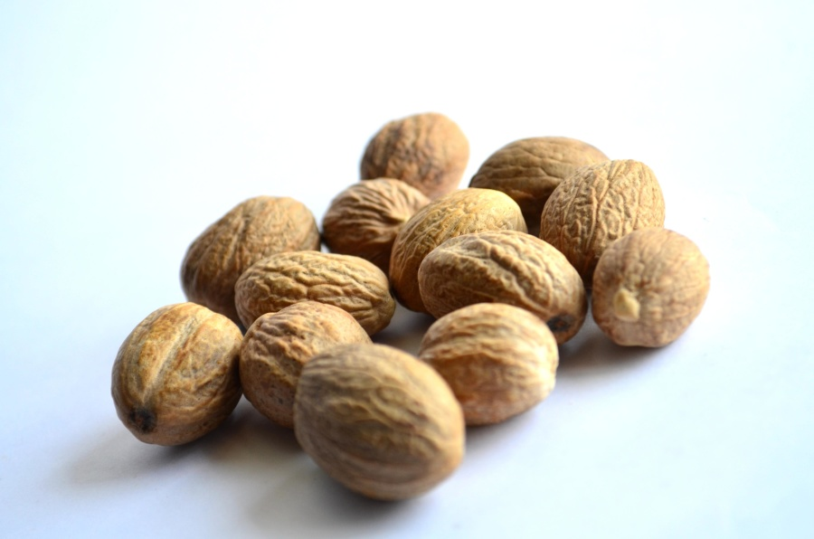 walnut, India, food, fruit, brown, seed, almond