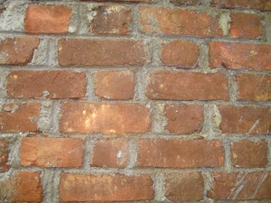 brick, wall, texture, ceramic, cement, old, construction, architecture