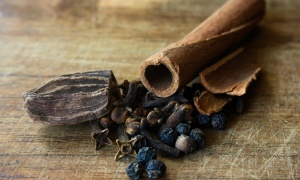 exotic, cinnamon, spice, India, seed, food, diet