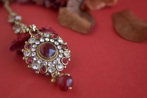 Edelstein, schmuck, halskette, dekoration, diamant, brillant, gold