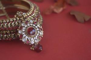 Diamant, juwel, schmuck, halskette, dekoration, kunst, brillant