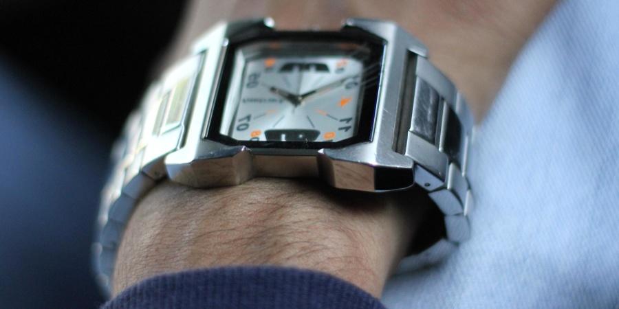 hand, wristwatch