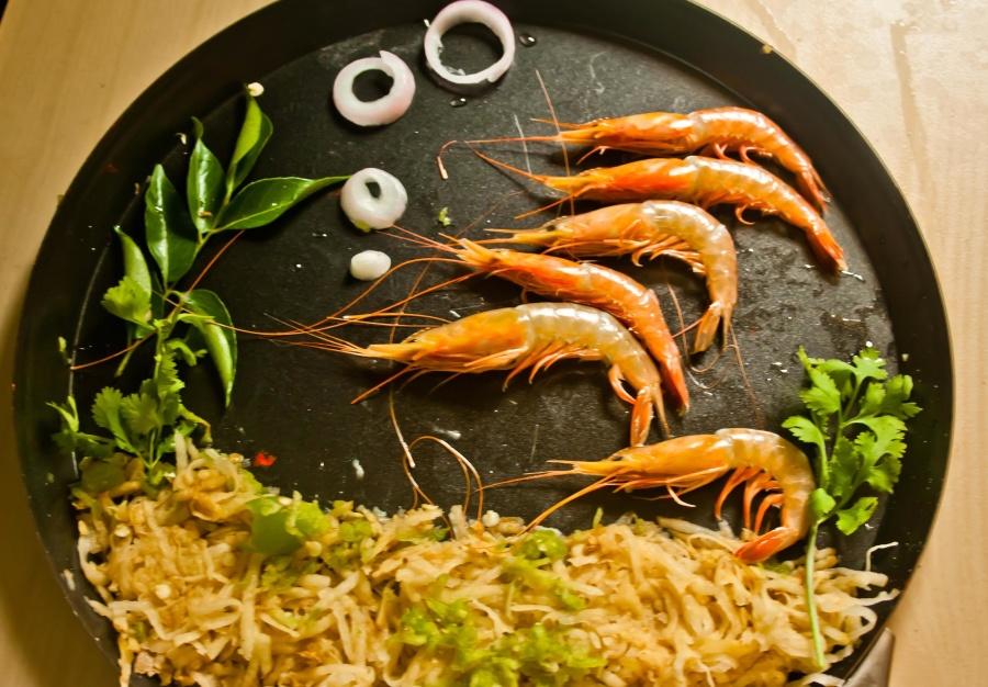 food, decoration, diet, seafood