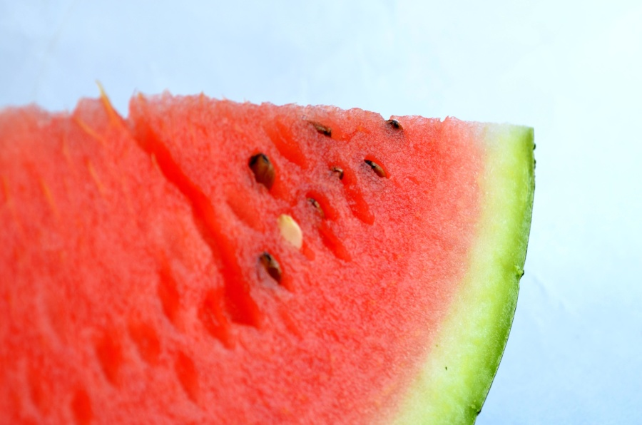 watermelon, seed, fruit, pulp, food