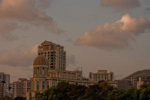 Bâtiment, architecture, ville, voyage, tour, tourisme