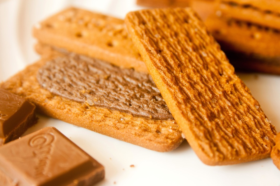 chocolate, biscuit, food, toast, meal, breakfast, delicious