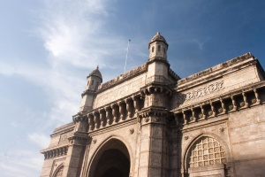 gateway, India, architecture, facade, religion, exterior