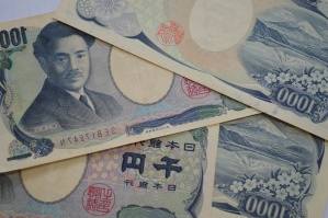 Japan, yen, money, cash, paper