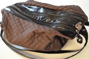 Cuero, objeto, moda, bolso, marrón, estilo