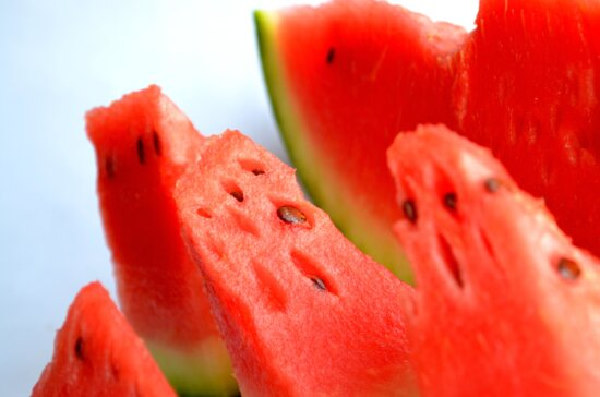 red, fruit, watermelon, dessert, melon, fruit, food