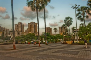 Intia, park, keskusta, Matkailu, arkkitehtuuri, kaupungin