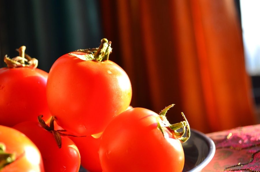 tomato, vegetable, food, vegetarian, diet, organic, bowl