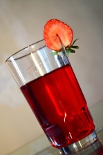 strawberry, fruit juice, drink, beverage, glass, fruit cocktail