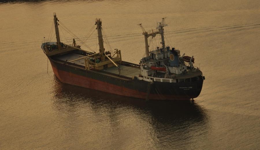 ocean, transport, ship, vehicle, silhouette