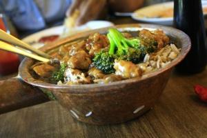 храни, зеленчуци, купа, яхния, храна, хранене, обяд