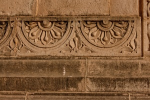carvings, stone, art, arabesque, ancient, pattern